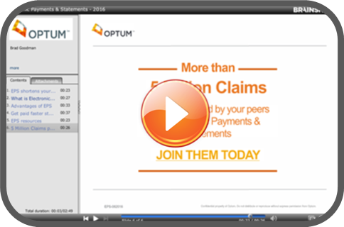 Click here to check our our on-demand Navigating Optum Webinar